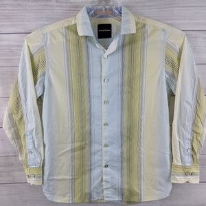 TOMMY BAHAMA Men Multi-Color Striped Button Shirts
